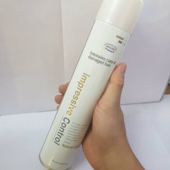 Gôm xịt tóc mềm (Hàn Quốc) Mugens Natural Spray