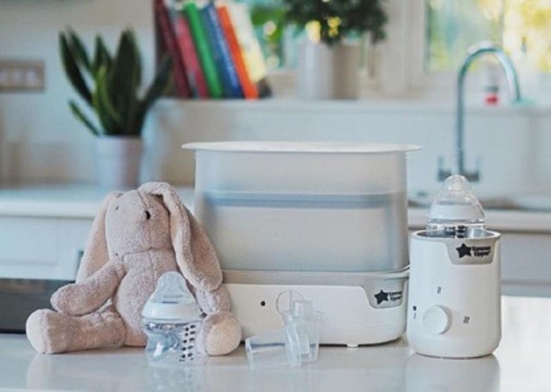 Các chất liệu sản xuất bình sữa đều là sản phẩm an toàn tuyệt đối cho trẻ