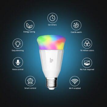 Đèn cảm ứng thông Tronsmart TB01 RGB