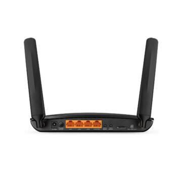 Bộ Phát Wifi Router 4G LTE 300Mbps TP-Link TL-MR6400 V4