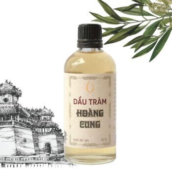 Dầu tràm Hoàng Cung Huế – Chai thuỷ tinh