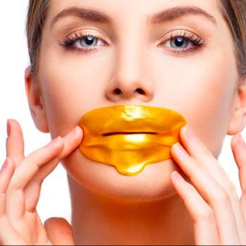Mặt nạ môi Balance Gold Collagen Hydrogel Lip Mask