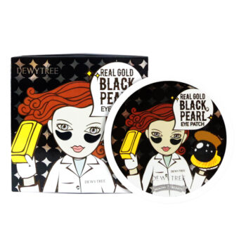 Mặt nạ mắt Dewytree Real Gold Black Pearl Eye Patch