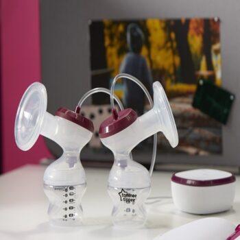 Máy hút sữa điện đôi Tommee Tippee – Made for Me