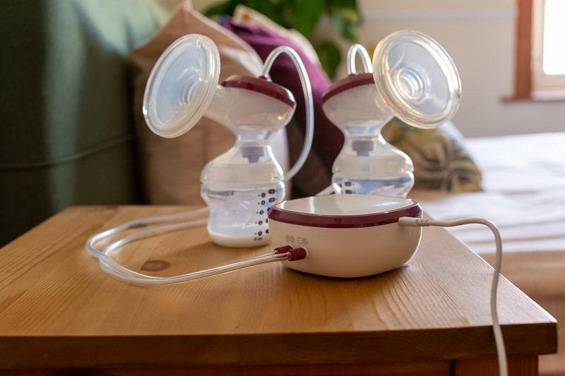 Pin sac máy hút sữa Tommee Tippee Mada for Me nhỏ gọn mang đến nhiều tiện ích cho mẹ bỉm khi di chuyển