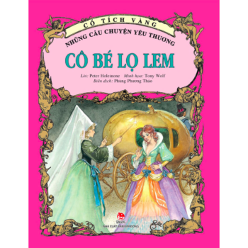 Những câu chuyện yêu thương – Cô bé Lọ Lem