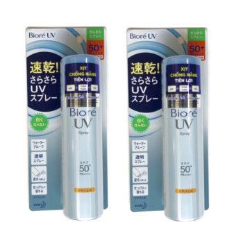 Xịt Chống Nắng Bioré UV Spray
