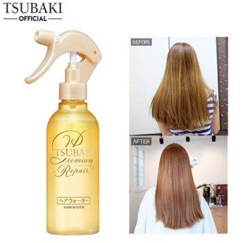 Xịt dưỡng tóc Tsubaki Premium Repair Hair Wate