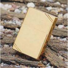 Bật lửa Zippo Vintage Brushed Brass