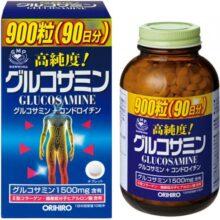 Thực phẩm chức năng viên uống bổ khớp Glucosamine Orihiro 1500mg
