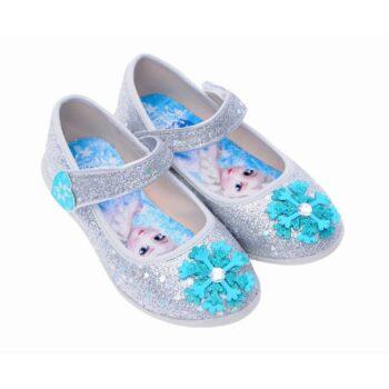 Giày búp bê bé gái Biti's Nữ Hoàng Băng Giá