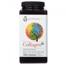Thực phẩm chức năng viên uống bổ sung Collagen Youtheory
