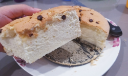 3 cách làm bánh bông lan CỰC NGON bằng nồi chiên không dầu