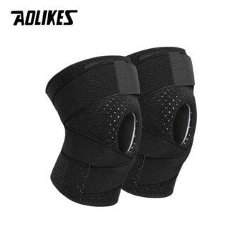 Bộ 2 đai bảo vệ đầu gối Sport Knee Pad AOLIKES YE – 7908