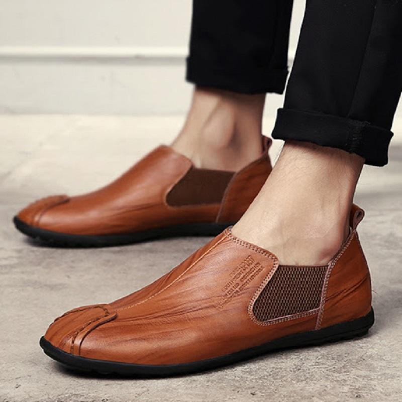 Có nhiều loại giày lười nam để bạn lựa chọn