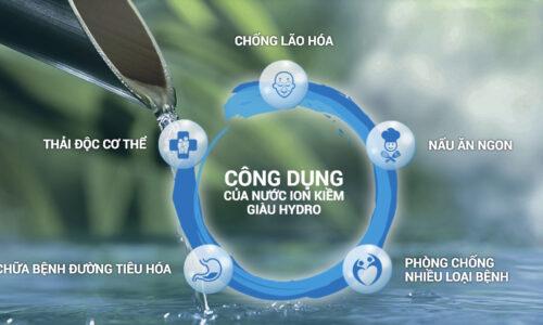 Máy lọc nước ion kiềm có tốt không?