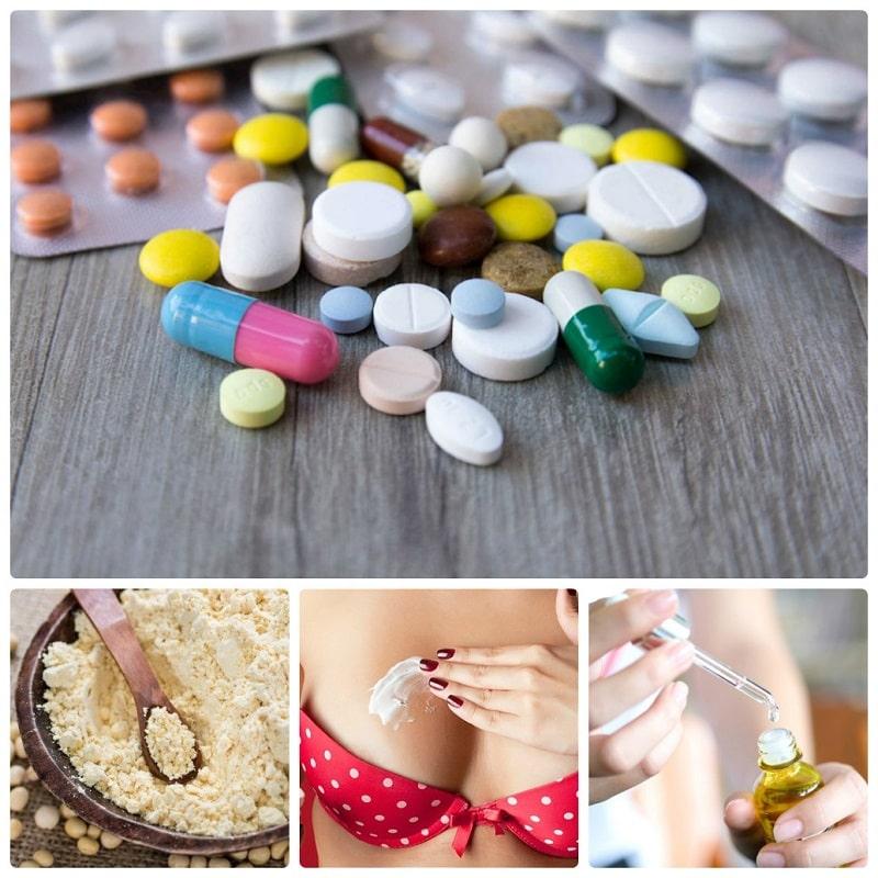 Nên sử dụng thuốc tăng kích thước vòng 1 kết hợp với các phương pháp khác để tăng hiệu quả