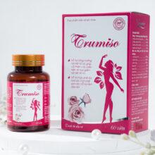 Viên uống nội tiết tố nữ tăng vòng 1 – Trumiso