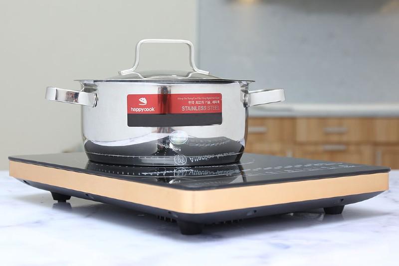 Dùng bếp điện quan bạn sẽ tận hưởng được rất nhiều tiện ích