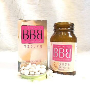 Viên uống nở ngực BBB Orihiro