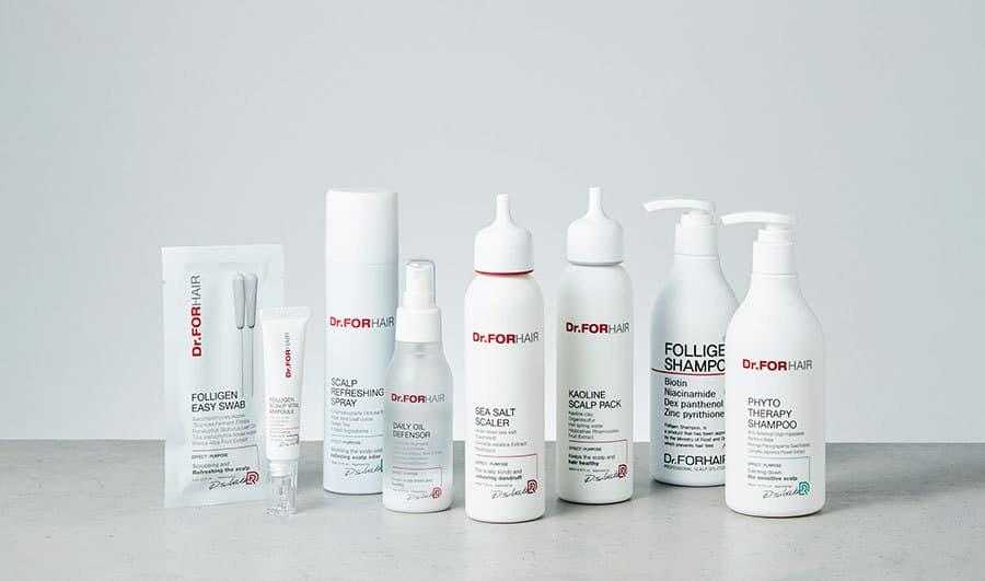 Các sản phẩm của Dr.FORHAIR