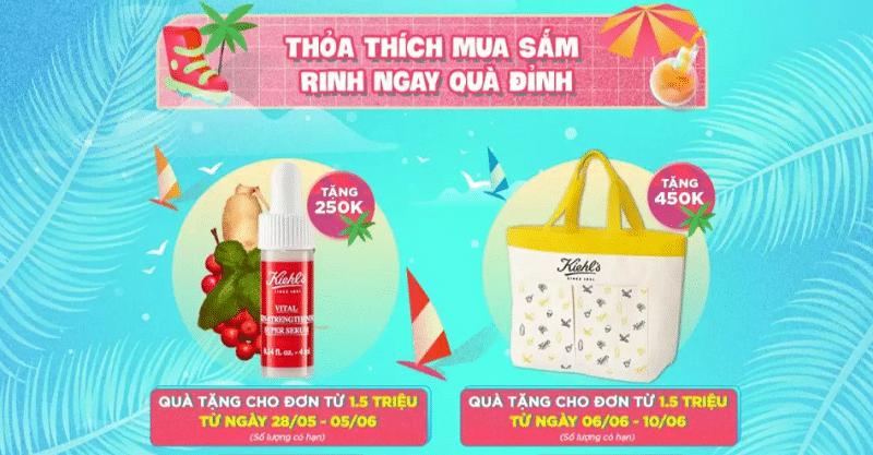 Top 6 thương hiệu mỹ phẩm Siêu Sale Hè Lazada 6.6 - 1