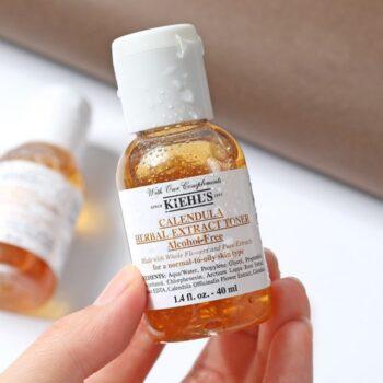 Kiehl's Calendula Herbal Extract Toner Alcohol – Free