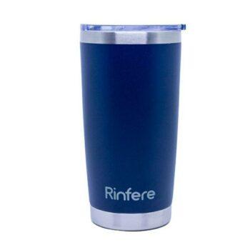 Ly giữ nhiệt nắp trượt chống tràn Rinfere