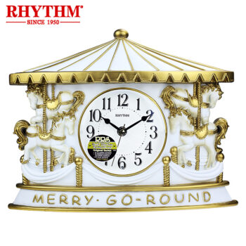Đồng hồ treo tường Nhật Bản RHYTHM CMH746NR03