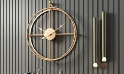Review 6 đồng hồ treo tường tô điểm mọi không gian