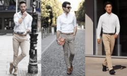 14+ shop quần kaki nam uy tín trên Lazada và Shopee