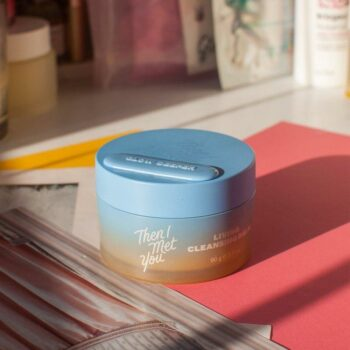 Then I Met You Soothing Tea Cleansing Balm