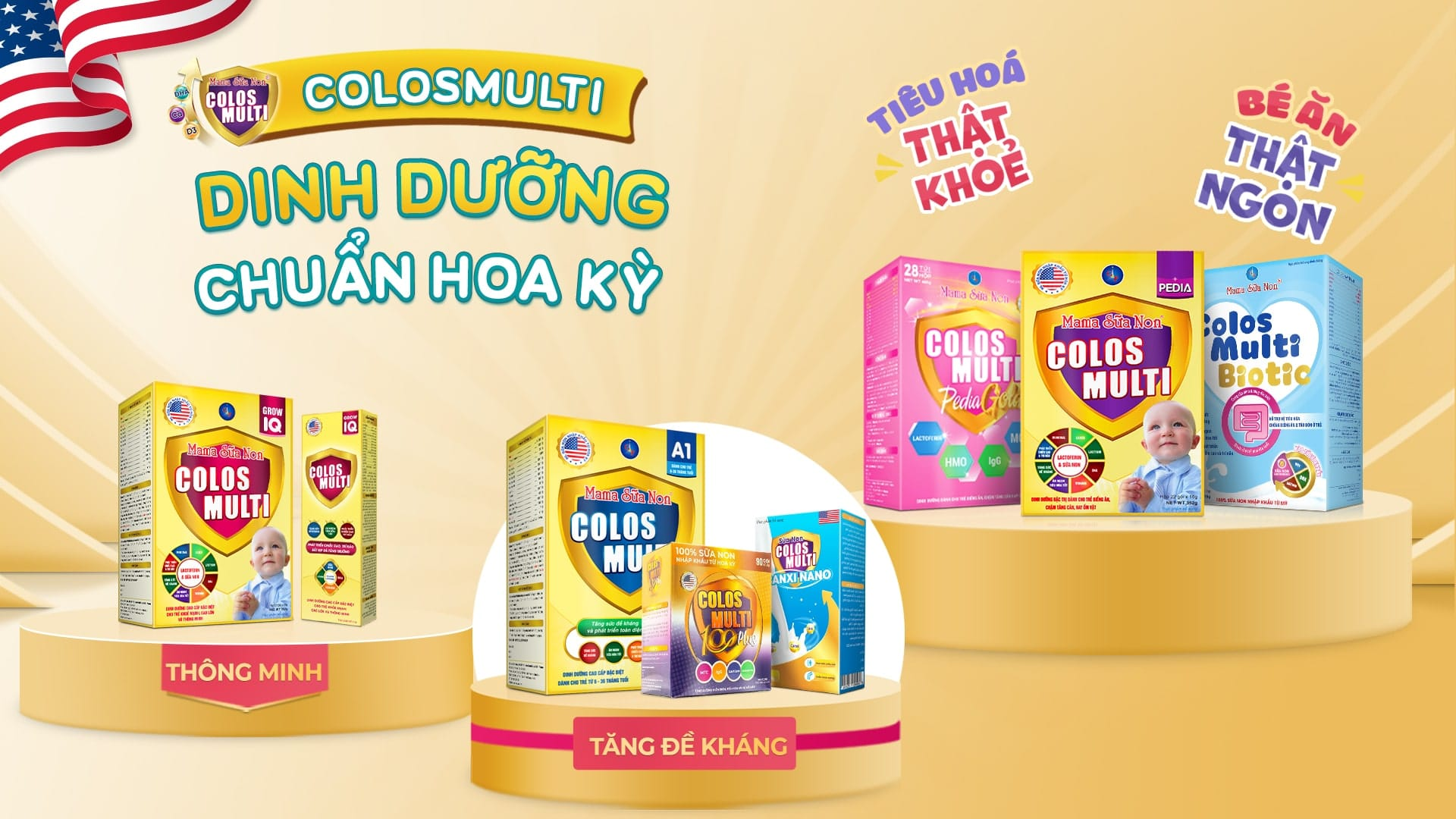 Review chi tiết sữa trẻ em Colos Multi 100 Plus - có đáng mua không? - 1