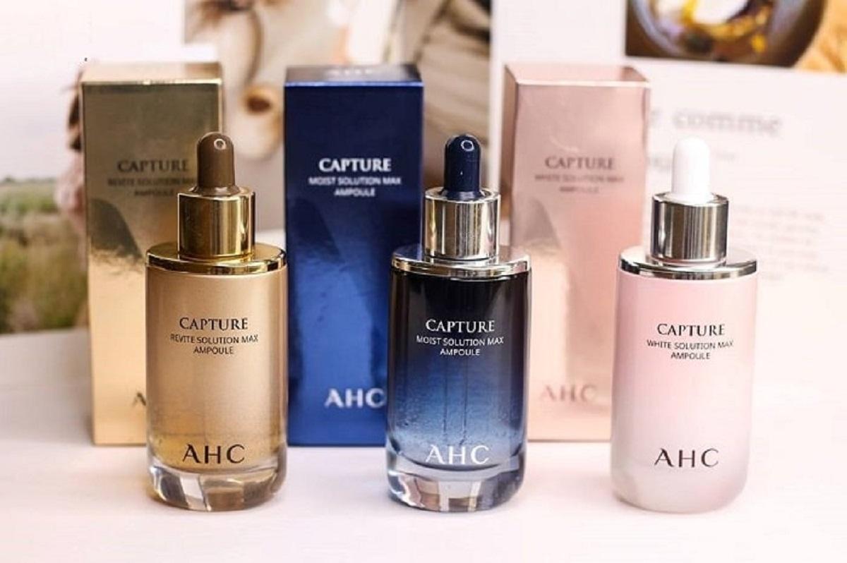 AHC Capture Solution Max Ampoule