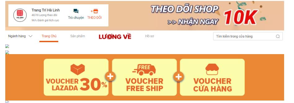 Trang Trí Hà Linh