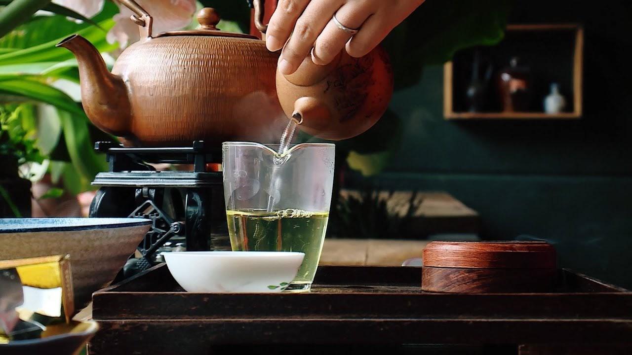 Lưu ý khi pha trà và cách chọn nước