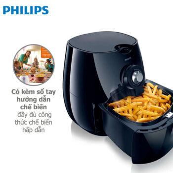 Nồi Chiên Không Dầu Philips HD9220/20