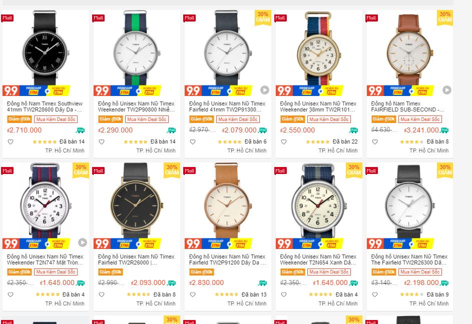 Timex Vietnam
