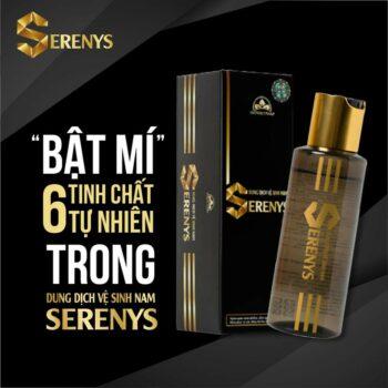 Dung dịch vệ sinh nam Serenys Classic
