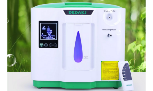 Review chi tiết máy tạo oxy gia đình DEDAKJ