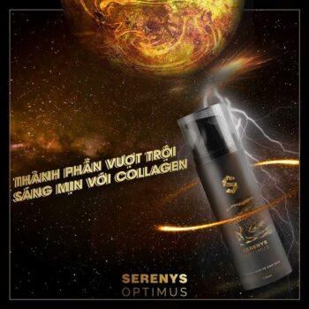Dung dịch vệ sinh nam Serenys Optimus